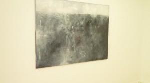 Rebecca II, 2012, mix technique on canvas, 120 x 170 cm