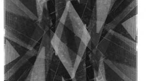Raymond Gantner, untitled., 2014, chemical analog photography, 24 x 18 cm