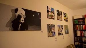Anna25 – April Ausstellung, München, 2012