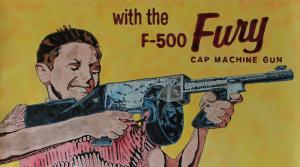 Real fun, 2013, Acryl auf Bütten, 78 x 106