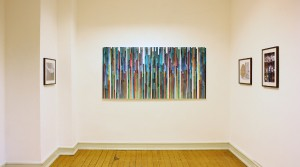 Bernhard Paul, GFH_010, 2012, Acryl auf Leinwand, 100 x 200 cm
