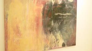 o.T., 2012, Mischtechnik auf Leinwand, 120 x 160 cm