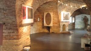 Bastion der Galerie im Venet Haus