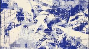 o.T., 2014, mehrfarbige Siebdrucke auf Papier, 29,7 x 42 cm
