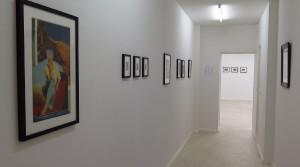 Einblick in die Galerie
