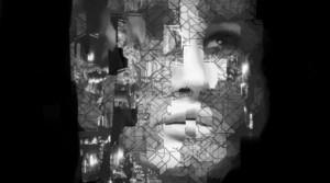 Ferdinand Vogel, Porträt 16, 2014, Digitaldruck – digitale CollageZeichnung 18, 19 x 14 cm