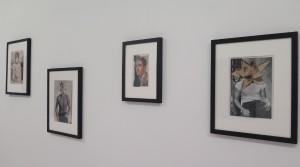 Holger Zimmermann, Ein Hauch von Romantik, 2014, Collage, 22 x 17 cm Holger Zimmermann, Sixpack, 2014, Collage, 23 x 16,5 cm Holger Zimmermann, 297, 2015, Collage, 13,3 x 8,3 cm Holger Zimmermann, Flower, 2014, Collage, 18,8 x 12,6 cm