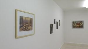Einblick in die Galerieräume