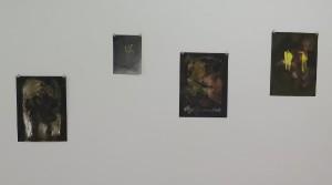 Alle vier von Raymond Gantner, Große: o.T., 2014, Chemische Analogfotografie, Unikat, 41 x 30,5 cm, Kleines: o.T., 2014, Chemische Analogfotografie, Unikat, 24 x 18 cm