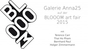 Video zur BLOOOM 2015 Teilnahme