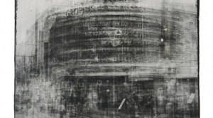 Gropiuspassagen #1, 2016, analoge experimentelle Fotografie, 37x47cm
