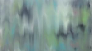 agens II, 2019, Öl auf Leinwand, 90 x 130 cm