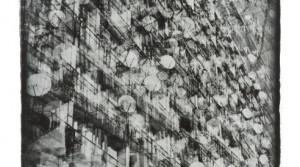 Sozialpalast #3, 2016, analoge experimentelle Fotografie, 37x47cm
